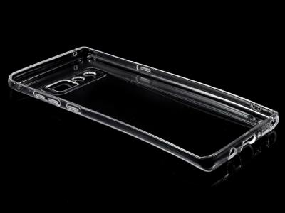 Силиконов калъф за Samsung Galaxy Note 8 2017, Прозрачен