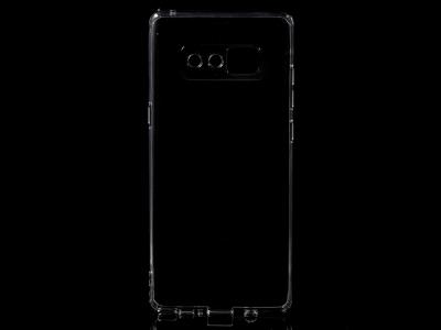 Силиконов калъф за Samsung Galaxy Note 8, Прозрачен