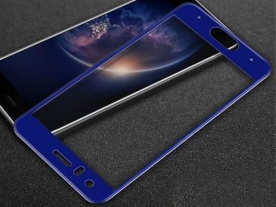 Стъклен Протектор IMAK HD Full за Huawei Honor 9 , Син