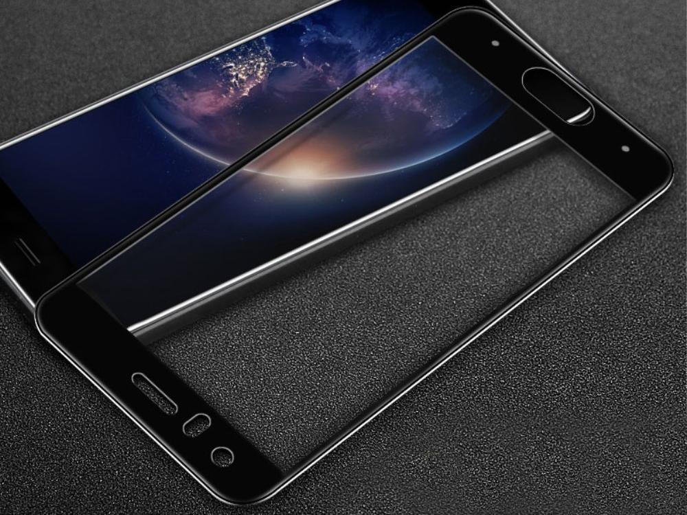 Стъклен Протектор IMAK HD Full  за Huawei Honor 9, Черен