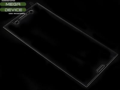 Стъклен Протектор Full за Sony Xperia XZ Premium - Transparent