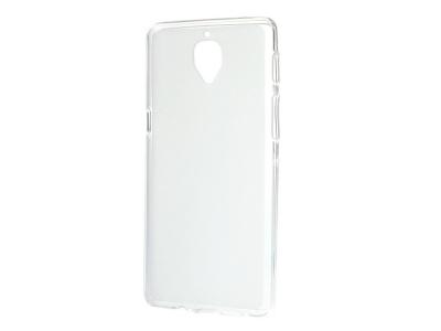 Силиконов Гръб Двустранно Матиран за OnePlus 3 / 3T , Прозрачен