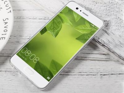 Силиконов Гръб Двустранн Матиран за Huawei P10 Plus, Прозрачен