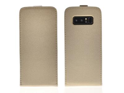 Калъф Slim Flexy за Samsung Galaxy Note 8 N950 , Златисто