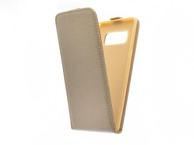 Калъф Slim Flexy за Samsung Galaxy Note 8 2017 N950 , Златисто