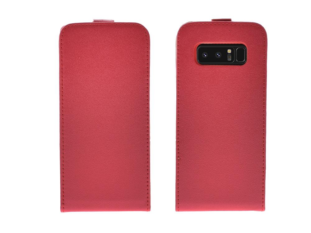 Калъф Slim Flexy за Samsung Galaxy Note 8 2017 N950, Червен