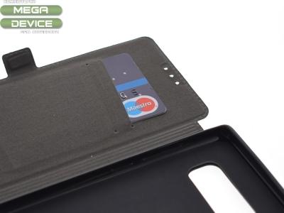 Тефтер странично отваряне  BOOK POCKET за Samsung Galaxy Note 8 2017 N950 , Черен