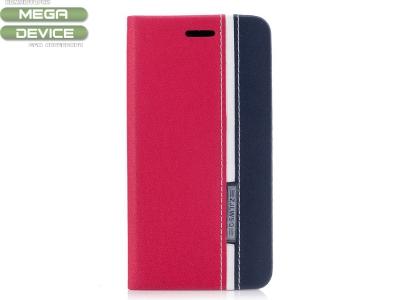 Калъф Тефтер Assorted  за Xiaomi Redmi 4X, Червен