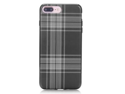 Силиконов Калъф за iPhone 7 Plus / 8 Plus , Сив