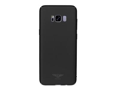 Пластмасов гръб KAKU LANGE за Samsung Galaxy S8 PLUS 2017 , Черен