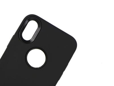 Калъф гръб Roar за iPhone X / 10 , Черен