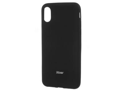 Силиконов гръб  Roar за Iphone X / 10, Черен