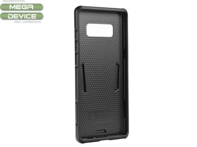 Удароустойчв гръб NILLKIN за Samsung Galaxy Note 8 2017, Черен