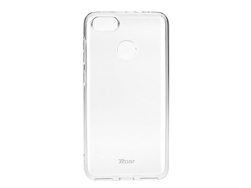 Силиконов гръб Roar за Huawei P9 Lite Mini , Прозрачен