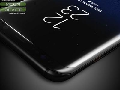 Стъклен протектор 3D Curved за Samsung Galaxy S8 2017 G950F
