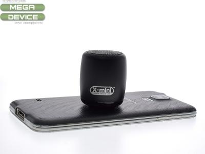 Bluetooth Преносима колонка със селфи бутон ,Черна