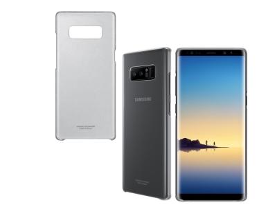Оригинален силиконов гръб за Samsung Galaxy Note 8 N950, Черен