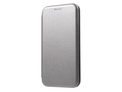 Калъф Тефтер ELEGANCE за iPhone X 5.8 inch, Сив