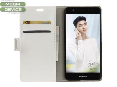 Калъф Тефтер BOOK за Huawei P9 lite mini / Enjoy 7 / Y6 Pro (2017) - Jeans Metal Zipper