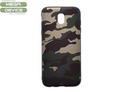 Силиконов Гръб MORO Камуфлаж за Samsung Galaxy J5 2017 J530 , Зелен