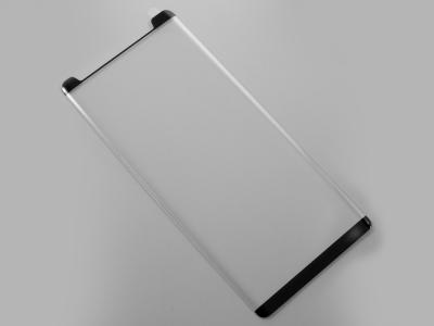 Стъклен Протектор Full (Opening on Top) Curved за Samsung Galaxy Note 8 2017, Черен