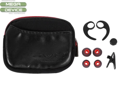 Слушалки Bluetooth Stereo AWEI AK3 Sports with Microphone - Black