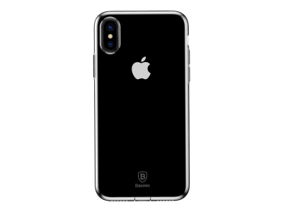 Силиконов клаъф BASEUS  iPhone X/10 5.8 inch , Прозрачен