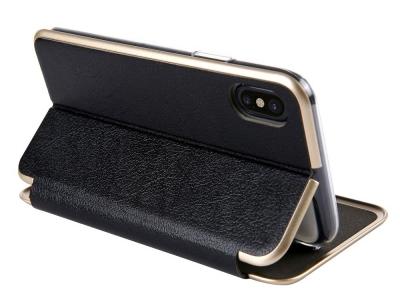 Калъф Тефтер CMAI2 за iPhone X / 10, Черен