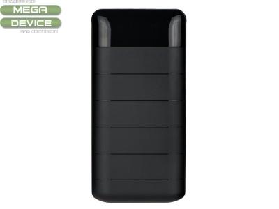 Универсална външна батерия Power Bank H24 22 000 mAh, Черен