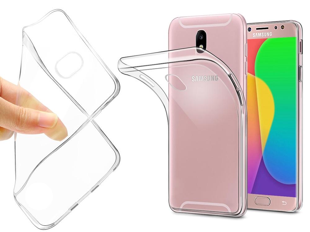 Силикон гръб за Samsung Galaxy J5 2017 J530, Прозрачен