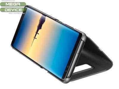 Оригинален калъф тефтер за Samsung GALAXY Note 8 2017 N950  (ef-zn950cbe), Черен