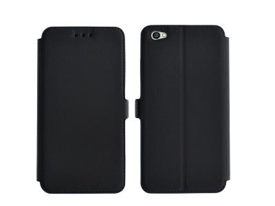 Калъф тефтер BOOK POCKET за Xiaomi Redmi NOTE 5A, Черен