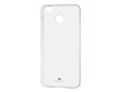Силиконов гръб Jelly Mercury за Xiaomi Redmi Note 5A Prime , Прозрачен
