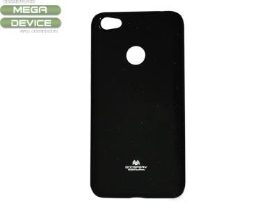 Силиконов гръб Jelly Mercury за Xiaomi Redmi Note 5A Prime, Черен