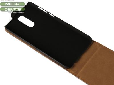 Вертикален калъф тефтер за Huawei Mate 10 Lite / Maimang 6 / nova 2i / Honor 9i , Черен