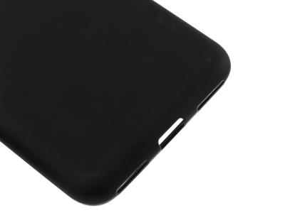 Силиконов Калъф двойно матиран за Huawei P9 Lite Mini / Y6 Pro (2017) / Enjoy 7, Черен