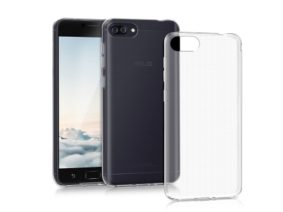 Силиконов гръб за Asus Zenfone 4 Max (ZC520KL), Безцветен