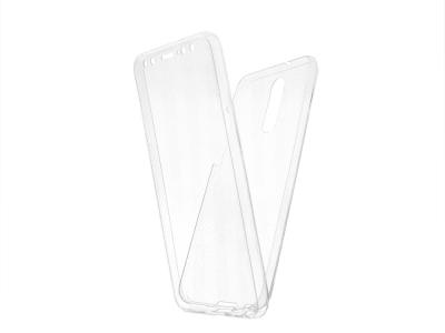 360градуса силиконов протектор за Huawei Mate 10 Lite, Прозрачен