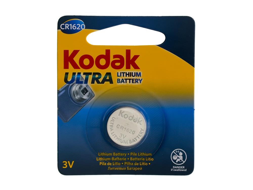Алкална Батерия KODAK CR 1620 3V