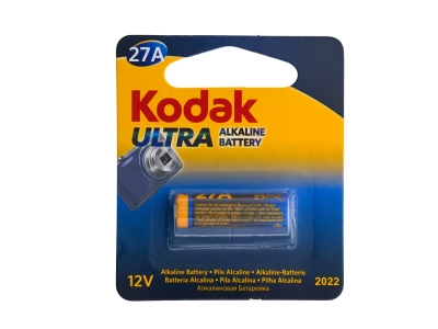 Алкална Батерия KODAK K27A / LR27 12V