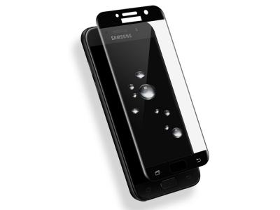 Стъклен Протектор Full  5D Curved за Samsung Galaxy A5 2017 A520, Черен
