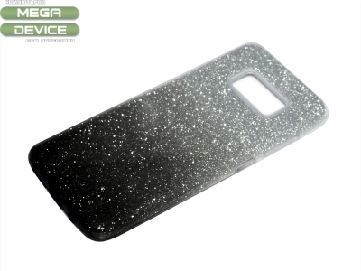 Силиконов гръб BLING за Samsung Galaxy S8 2017 G950, Черен