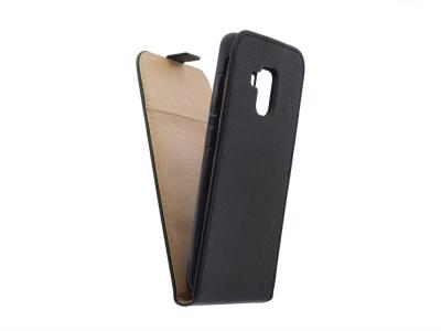 Калъф Slim Flexy за Samsung Galaxy A5 2018 / A8 2018 A530, Черен