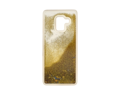 Силиконов гръб за Samsung Galaxy A5 2018 / A8 2018 A530, Златист