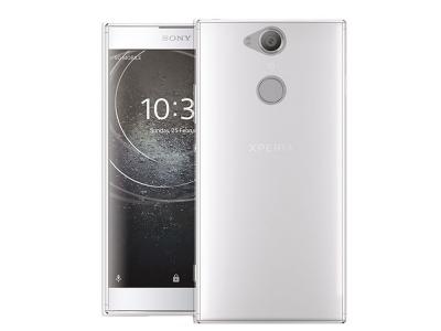 Силиконов гръб за  Sony Xperia XA2 ,Прозрачен