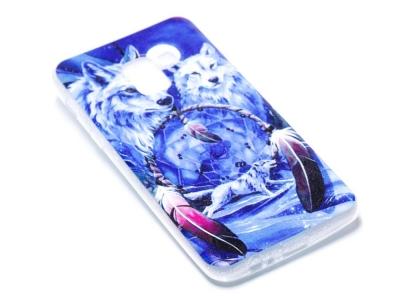 Силиконов гръб за Samsung Galaxy A5 2018 / A8 2018 A530 , Капан за сънища