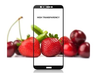 Стъклен Протектор IMAK Full за Huawei P Smart / Enjoy 7S , Черен