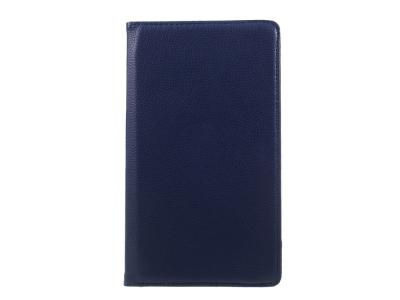 Калъф тефтер за Таблет  Huawei MediaPad M3 Lite 8, Син