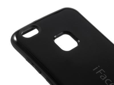 Удароустойчив гръб IFACE за Huawei P10 Lite , Черен