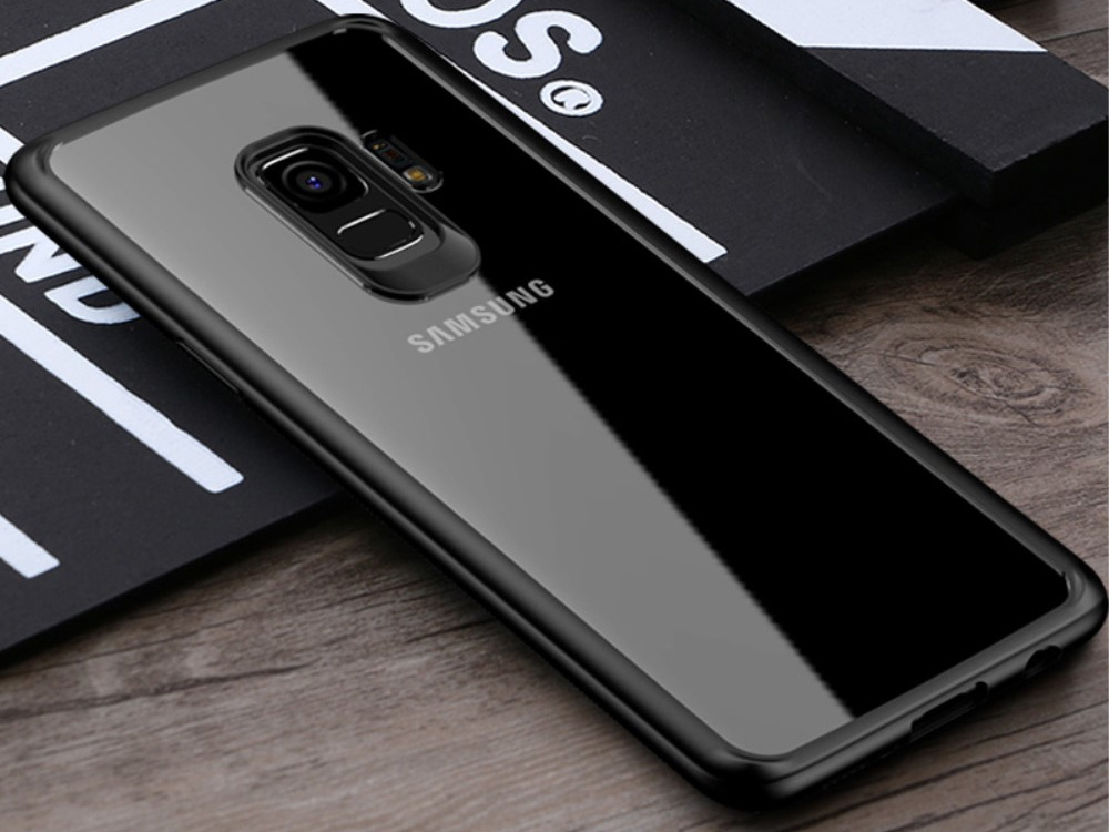 Калъф Гръб  IPAKY за Samsung Galaxy S9 2018 , Черен